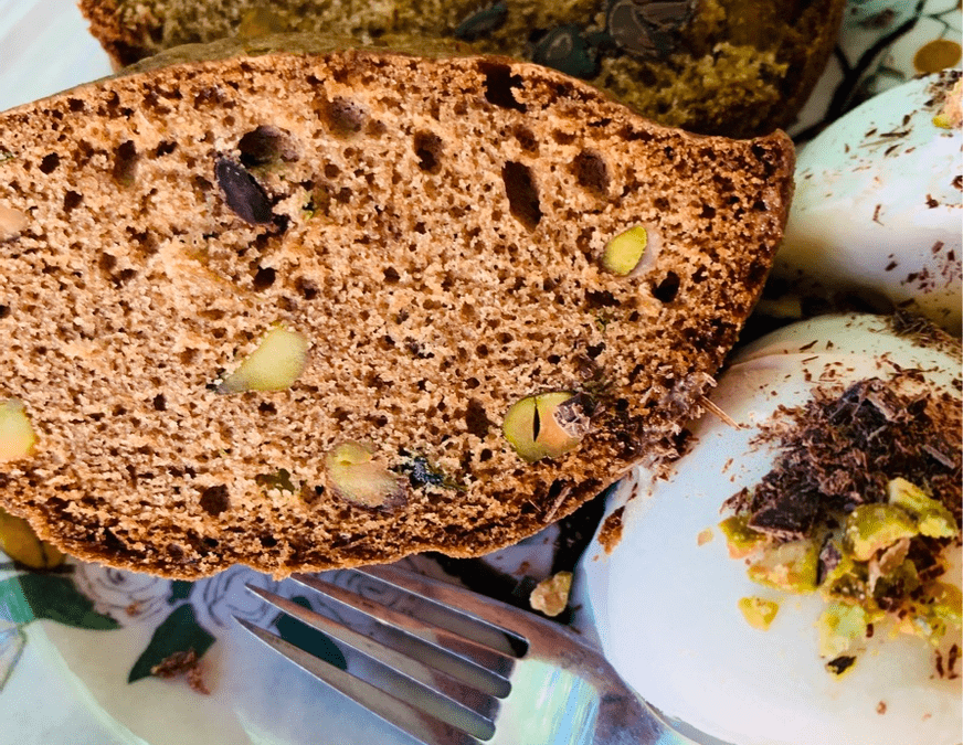 Sweet & Salty Zucchini Bread